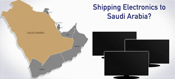 Shipping How To: Shipping Electronics to Saudi Arabia
